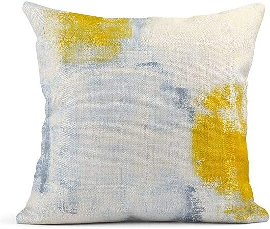 Zome Lag Throw Pillow Covers Gray