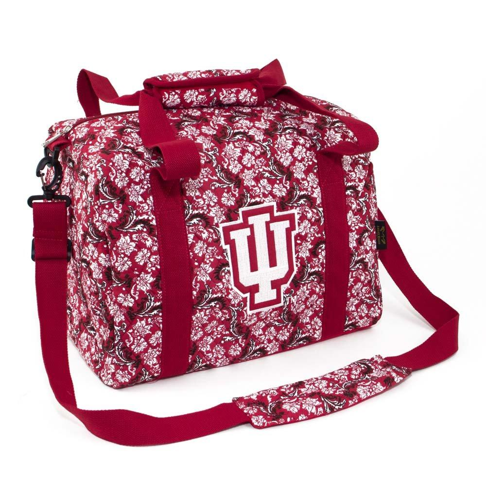 Eagles Wings NCAA Indiana Hoosiers Women's Mini Duffle Bag, One Size, Multicolor