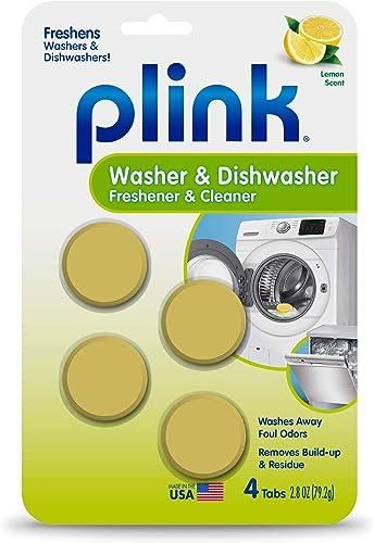 Plink-9024 Summit Brands Washer and Dishwasher Freshener Cleaner