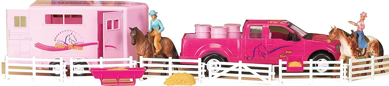 M F Western Products Unisex-Adult Deluxe Barrel Racer Set Toys SG/_B00E82BVYU/_US