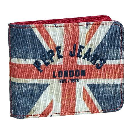 Pepe Jeans Cartera London, Diseño Bandera