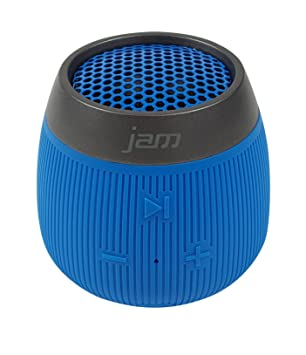 Jam Audio Reload - Portable Bluetooth Speaker, Ultra-Lightweight, 5hr Play  Time Battery Life, Aux-In, Mic Speakerphone, Micro USB Rechargeable,