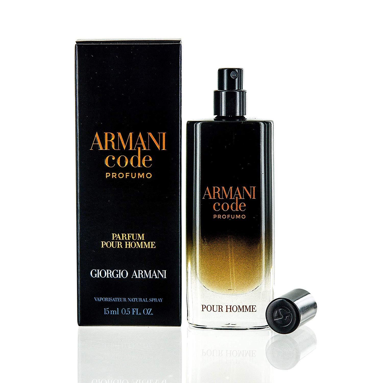 Homme For Armani 5 Profumo Spray Giorgio Ounce Parfum Pour Code Men0 WDeEH9bI2Y