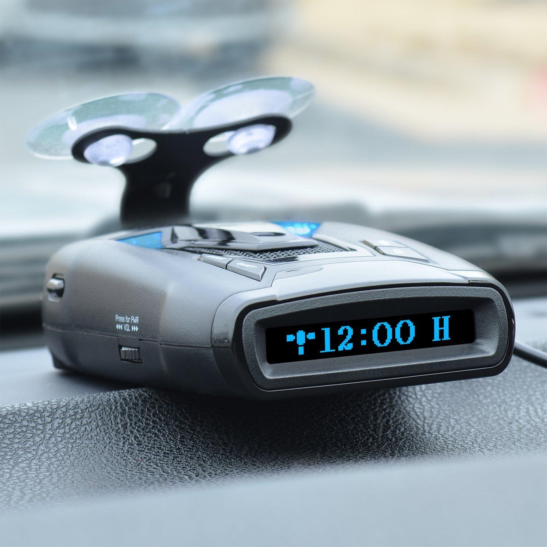 Whistler CR90 High Performance Laser Radar Detector with TFSR, Internal GPS and Ka Max Mode