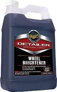 Meguiar's D14001 Wheel Brightener, 1 Gallon