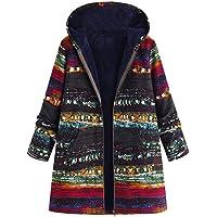 Manteau Cachemire Long Femme Hiver éPais Manteaux à La Mode Chaud en Laine Vestes Double Boutonnage Parka Cardigan Slim Overcoat