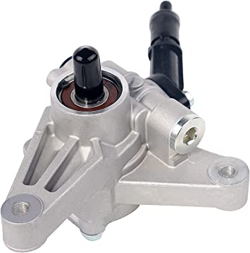 Compatible with Acura MDX 2007-2013 Replaces # 56110-RGL-A03 56110-PVJ-A01 56110-RYE-A02 21-5442 BOXI Replacement Power Steering Pump Compatible with Honda Pilot 2005-2008 Odyssey 2005-2010