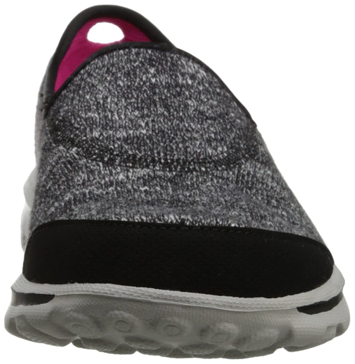 Skechers Performance Womens Go Walk Apres Slip On Shoes Black 5.5 M US 13760