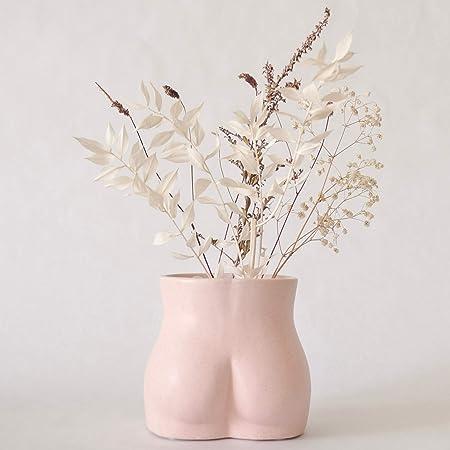 Hand Made Pottery Incense Burner Boho Bud Vase