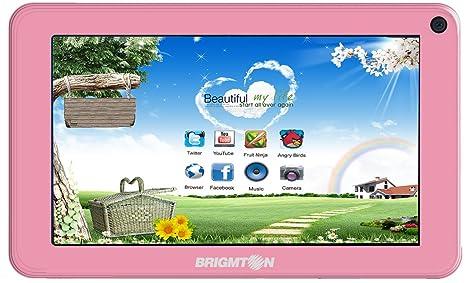 Brigmton BTPC-5R - Tablet de 7