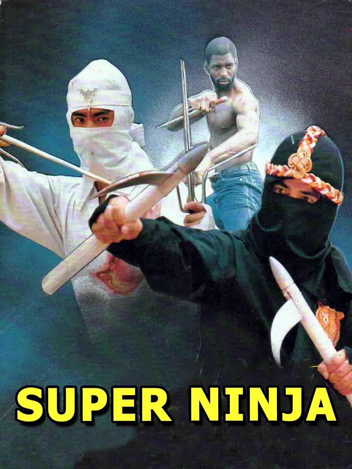 Watch Super Ninja | Prime Video