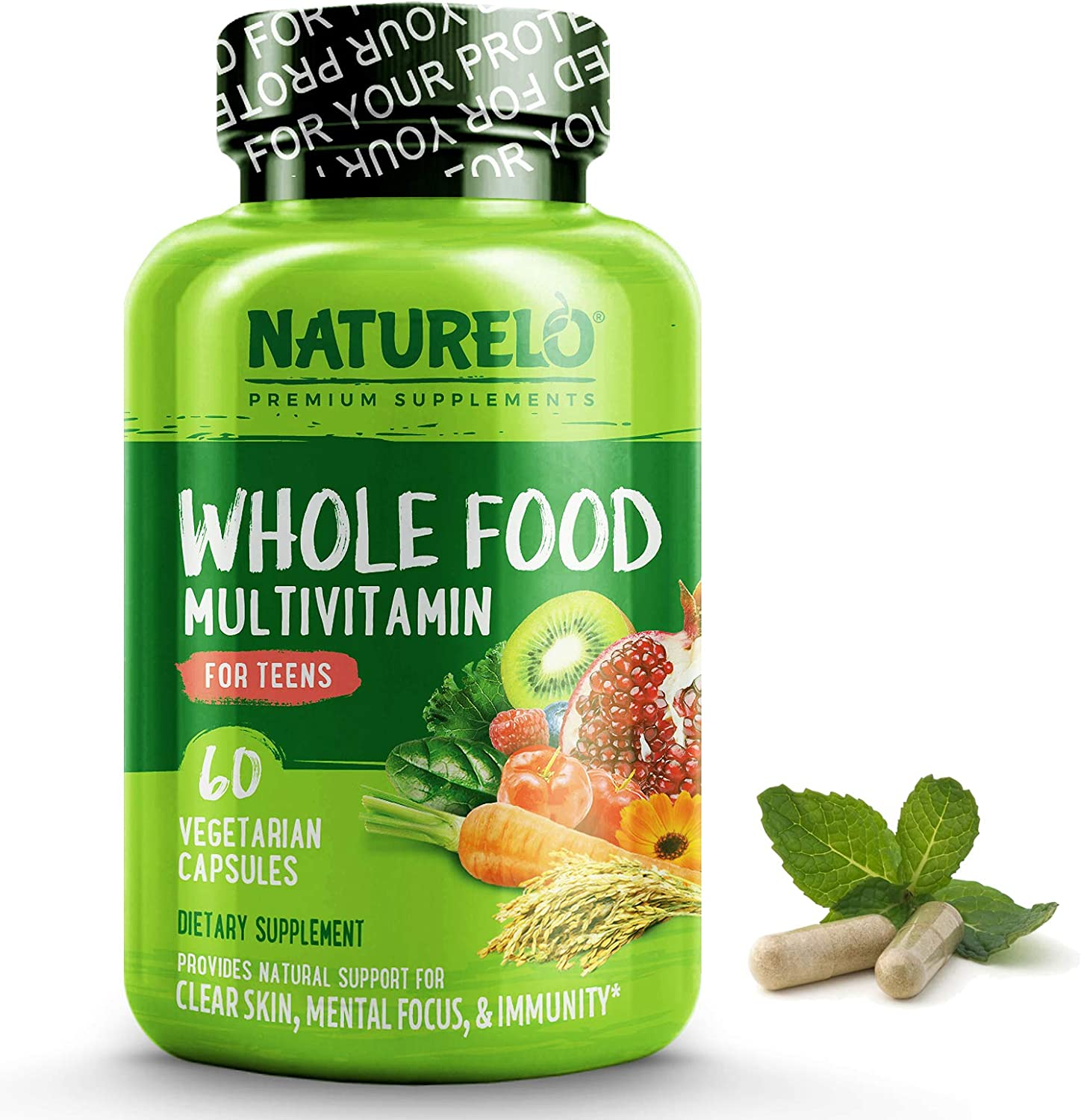 Top 10 Best Vitamins For Teenage Growth (2020 Reviews & Buying Guide) 3