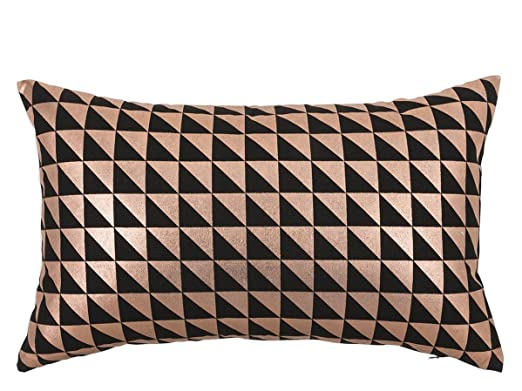 Textilhome - Funda de Cojín TEXTURA 16 - Medida 50x30 cm ...