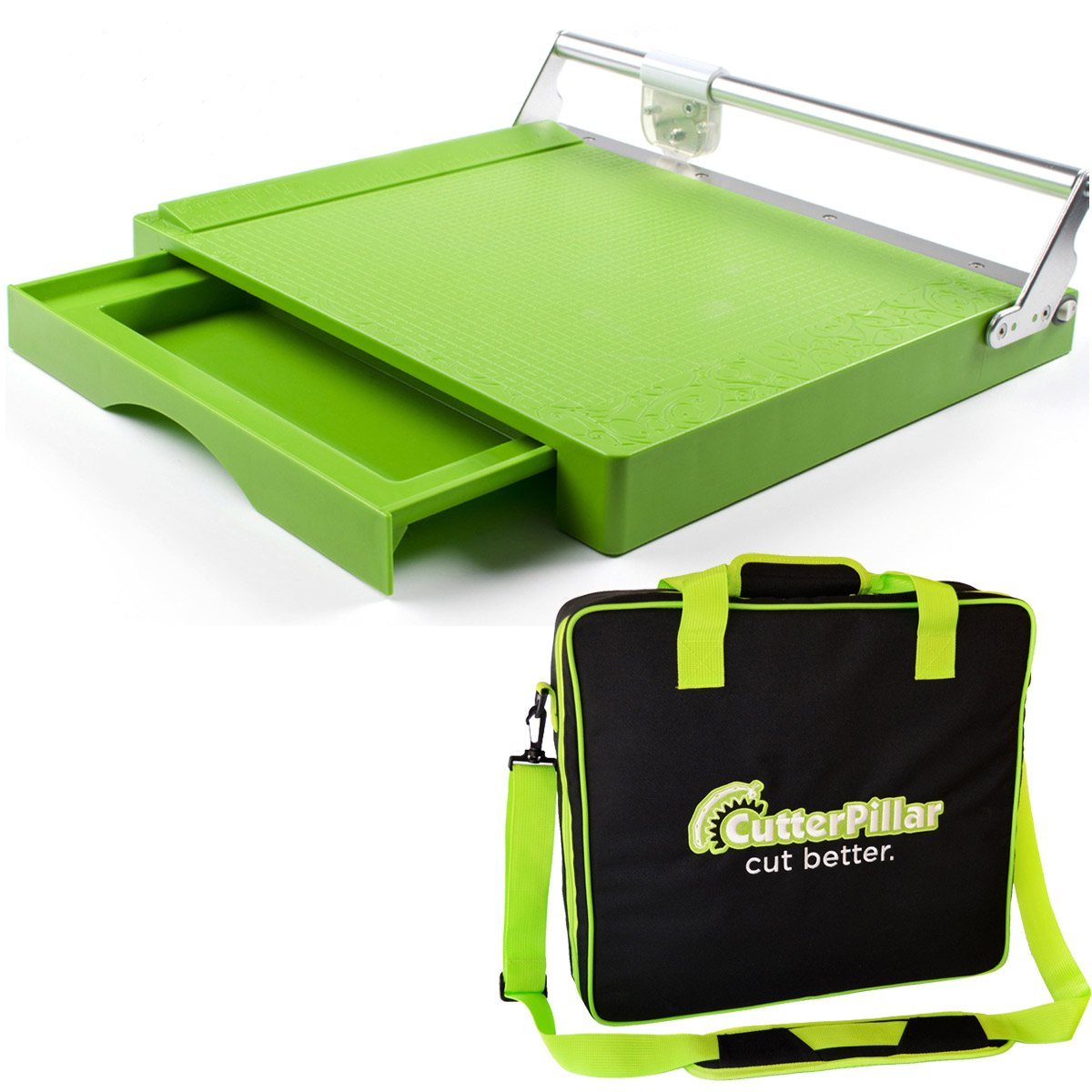 CutterPillar Pro ABS Trimmer w/Tote Bundle