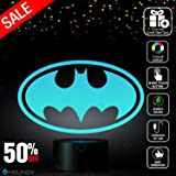 Batman Lighting Decor Gadget Lamp ,Awesome Gift (MT014)