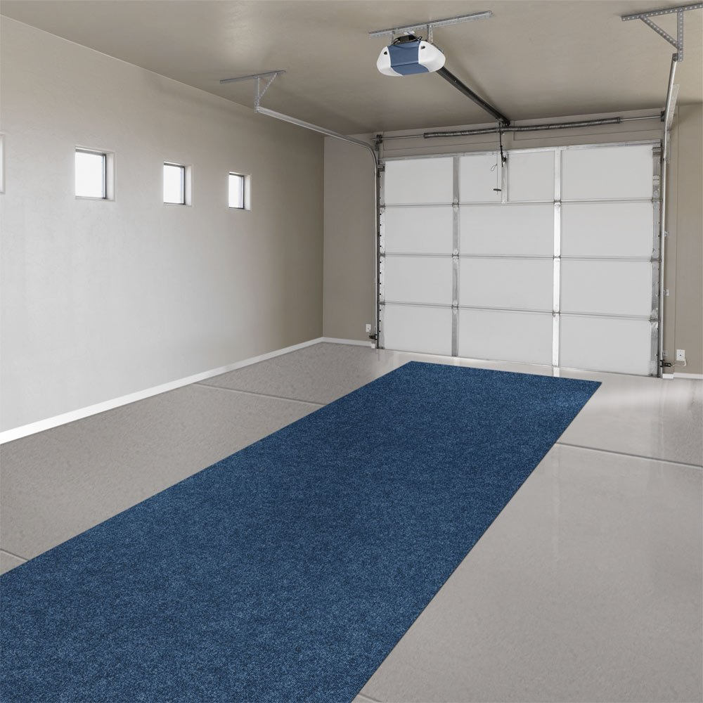 Buy Indoor Outdoor Carpet With Rubber Marine Backing Blue 6