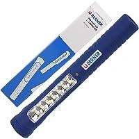 Berner Pen Light LED 7+1 Micro USB LED Lamp Workshop Lamp