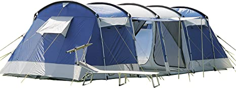 Skandika Montana 8 Person Tunnel Tent