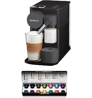 Nespresso EN550.R Cafetera, 1400 W, 1 Cups, De plástico ...