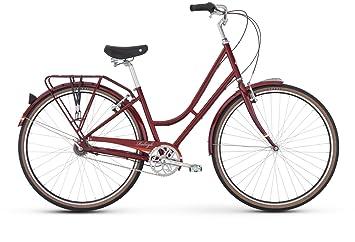 Raleigh Bikes Prim Women S City Bike Sports Outdoors