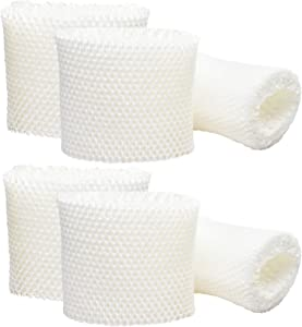 Upstart Battery 6-Pack Replacement for Honeywell HCM-631 Humidifier Filter - Compatible with Honeywell WF2 Air Filter