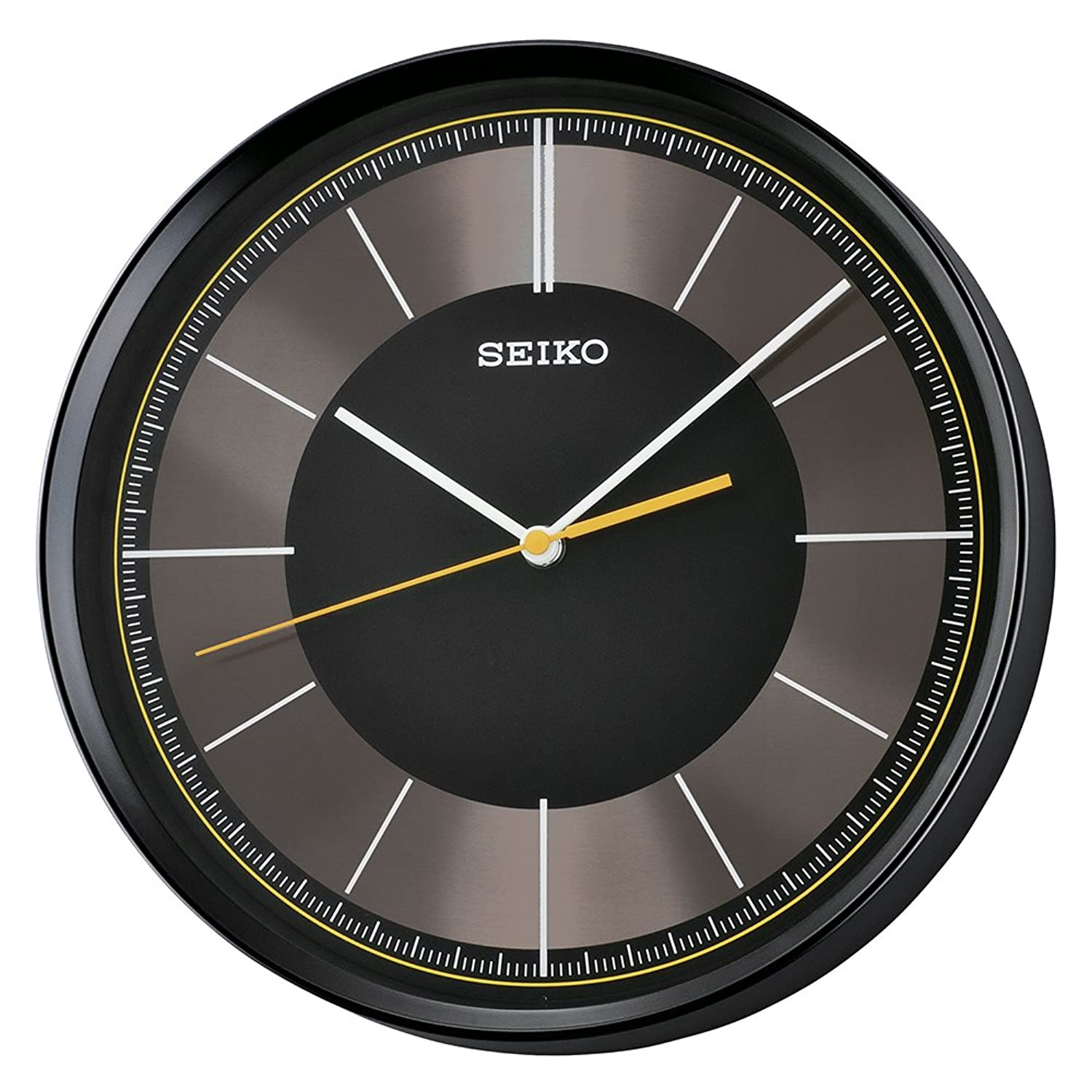 Amazon seiko qxa612klh wall japanese quartz wall clock watches amipublicfo Images