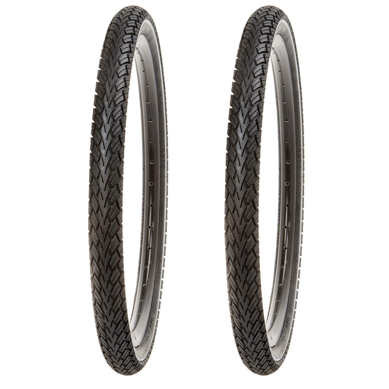 KUJO Fahrradreifen 20 Zoll Reifen Set 20x1.75 Reifen 47-406 BMX Reifen