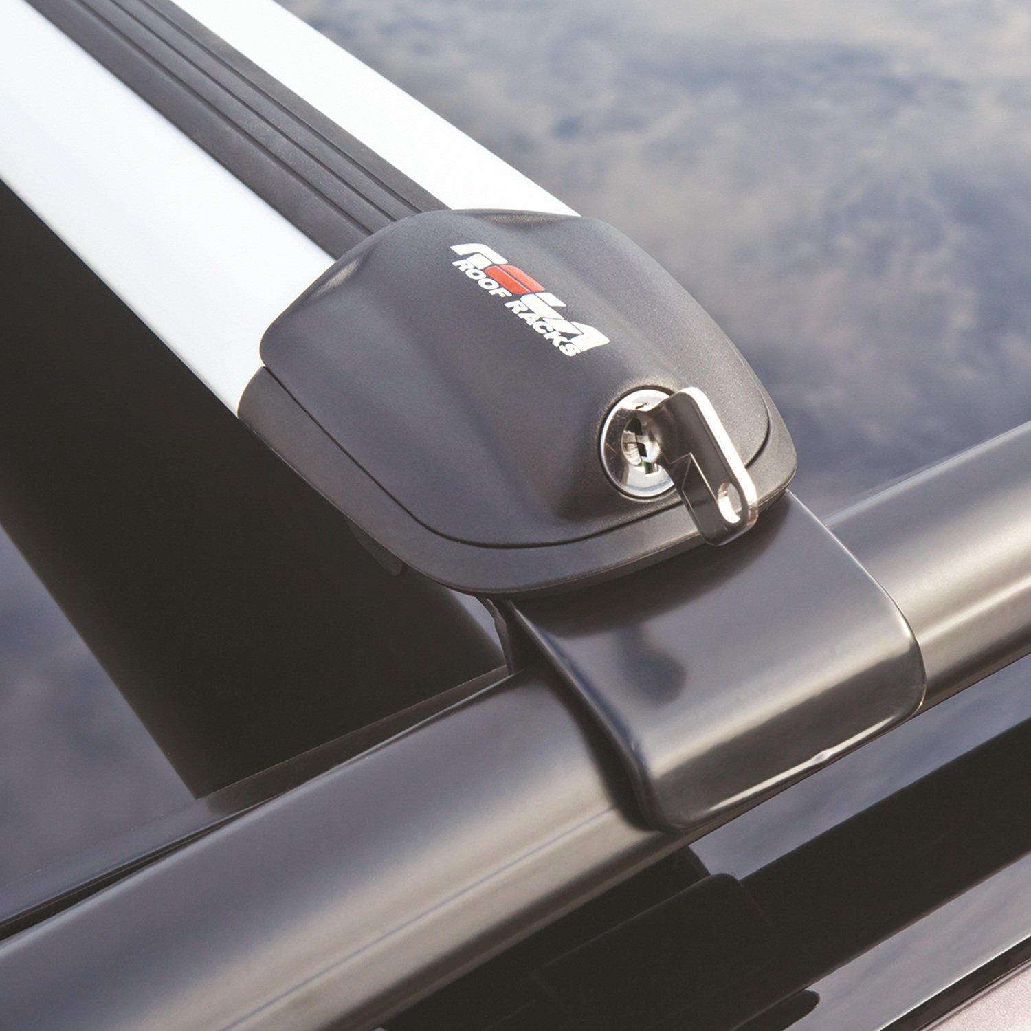 ROLA 59823 Removable Rail Bar RBXL Series Roof Rack for Nissan Murano