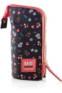 Grafoplás 37540772 - Estuche Escolar Plano Mafalda Lunares, 22cm, Multicolor: Amazon.es: Ropa y accesorios