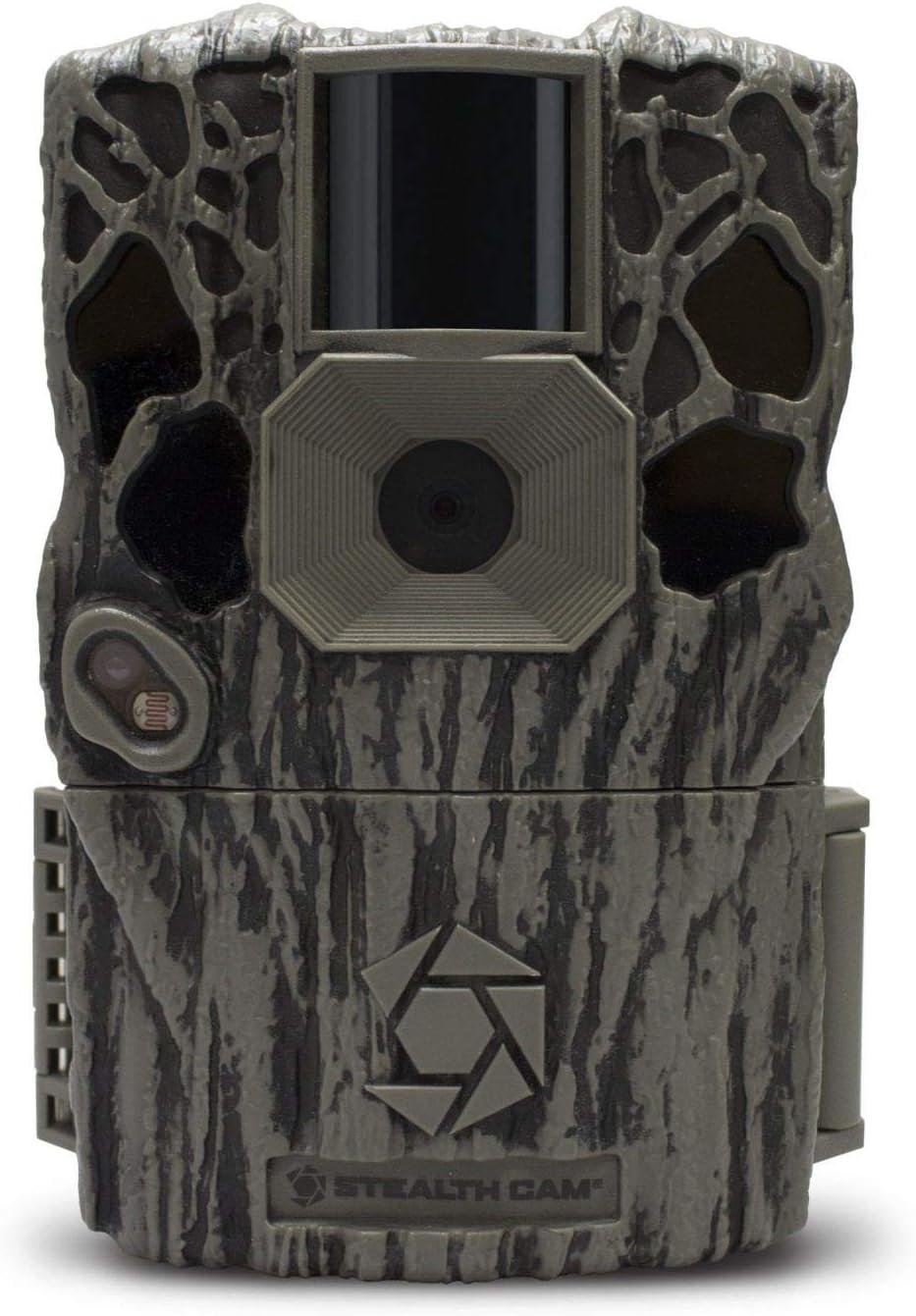 Stealth Cam FLX - 30MP WiFi - Bluetooth Camera, 1080P Video Recording, Smart Illumination Technology, 42 IR Emitters, Multi, One Size