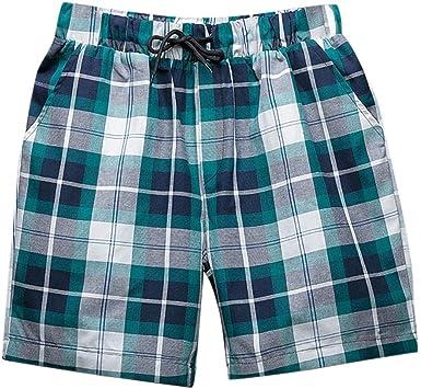 Hombre Bermudas Bañadores de Natación Pantalones Deporte Cortos ...