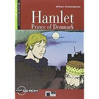Hamlet, Prince of Denmark : Step Two CEFR B1.1 (1Cédérom)