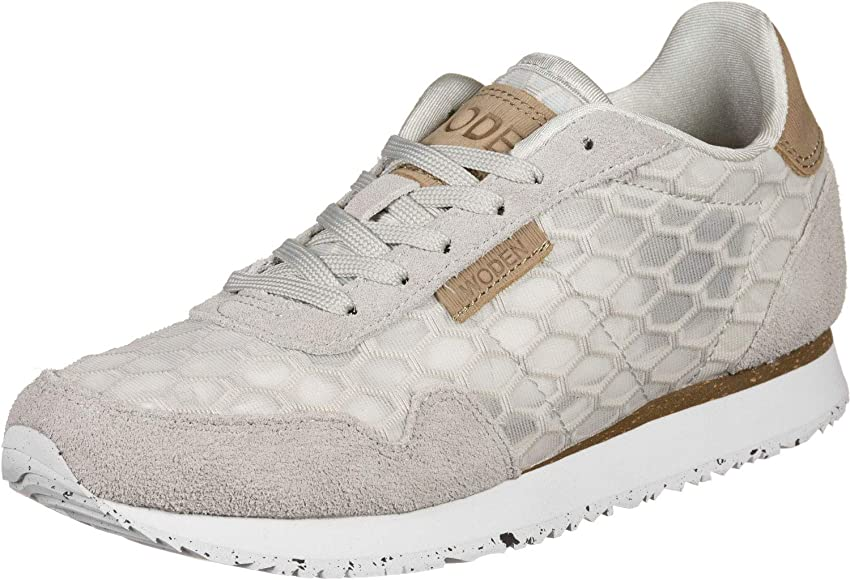 Damen Sneakers Flache Turnschuhe Strass Schuhe Loafer Sports Halbschuhe Slim Fit