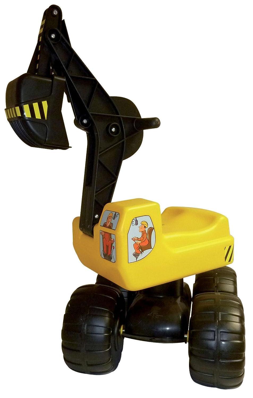Glow2B Spielwaren Sitzbagger - Kinderbagger - Sandkasten Bagger - Sandbagger