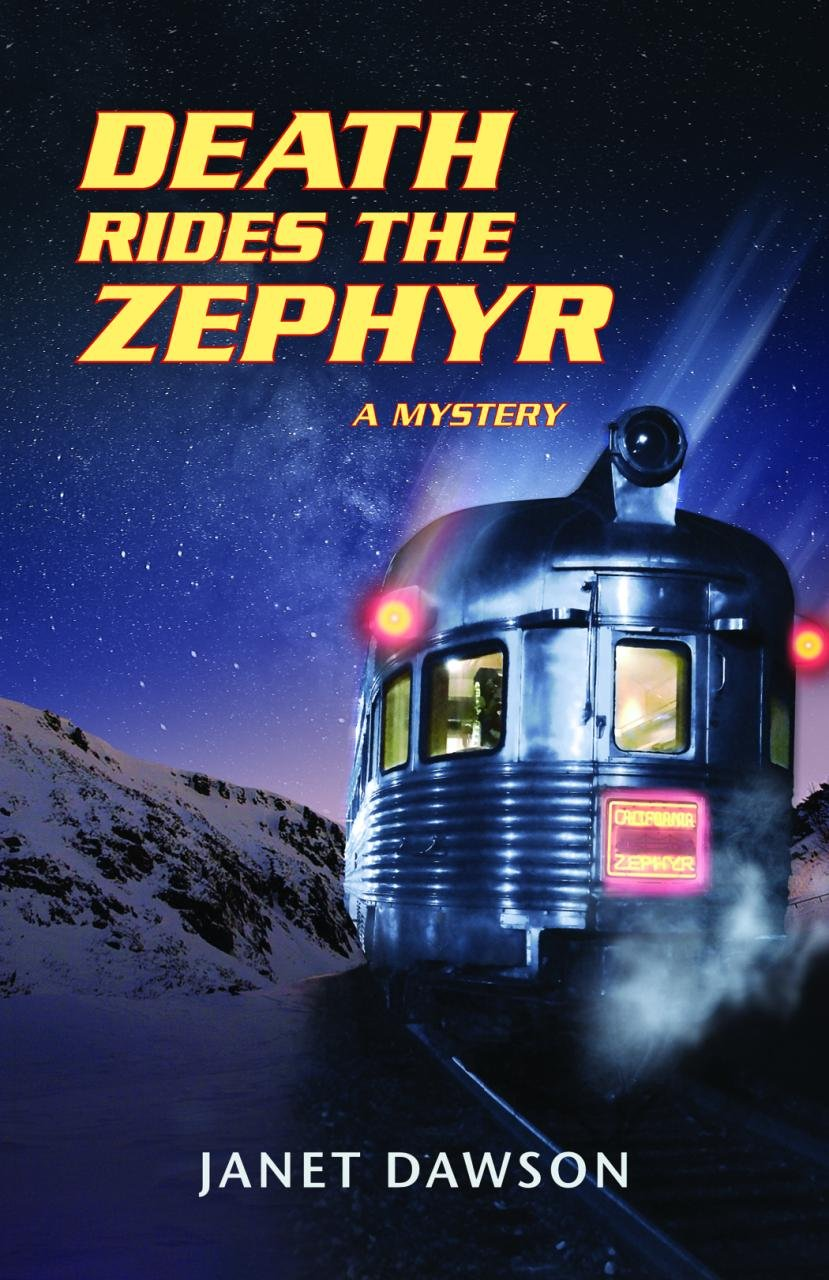 Death Rides the Zephyr: A Mystery PDF
