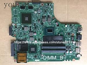 Pukido FOR DELL INSPIRON 2421 3421 5421 laptop motherboard CN-0PFPW6 PFPW6 0PFPW6 2127U GT625M mainboard 12204-1 DNE40-CR PWB:5J8Y4 - (Plug Type: 2127U)