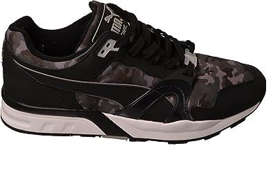 PUMA Trinomic XT 1 Camo Schuhe Herren Sneaker Turnschuhe Schwarz 359042 03
