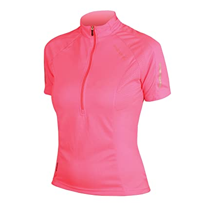 Amazon.com   Endura Womens Xtract Short Sleeve Cycling Jersey ... 7570d9542