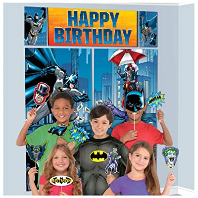 American Greetings Batman Wall Decorations: Toys & Games