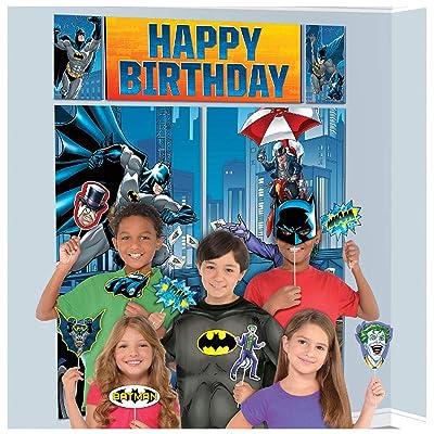 American Greetings Batman Wall Decorations: Toys & Games