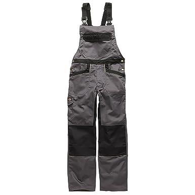 d51ed19261e Amazon.com  Dickies Unisex Industry 260 Bib   Brace Coveralls (Regular And  Tall Leg)   Workwear  Clothing