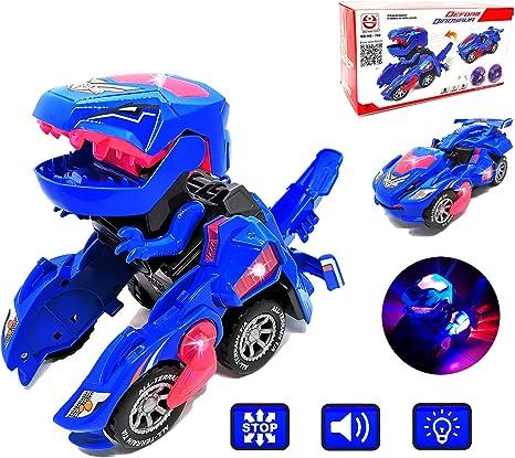 FGZU Dinosaur Transforming Boys Best Gift Toys
