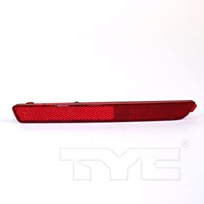 TYC 17-5236-00-1 Mazda 3 Left Replacement Reflex Reflector: Automotive