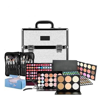 Marca profesional Set de maquillaje Kit de cosméticos ...