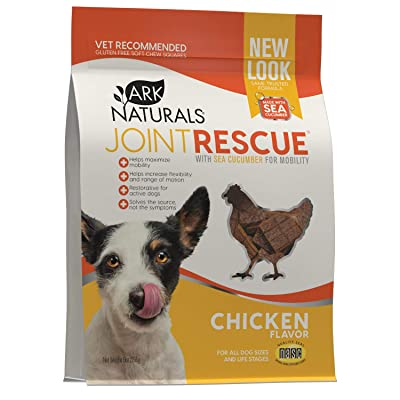Ark Naturals Sea Mobility Joint Rescue Dog Treats