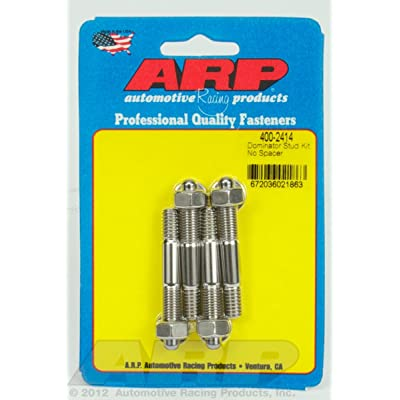 ARP 4002414 Stainless 300 Carburetor Stud Kit: Automotive