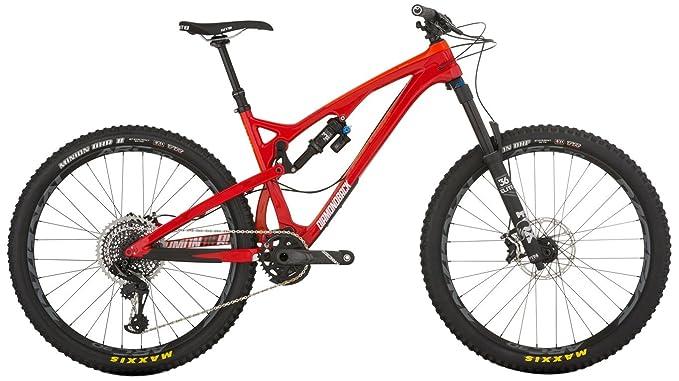 5b3922b6e46 Amazon.com : Diamondback Bicycles Release 5 C Carbon Full Suspension  Mountain Bike, 15.5