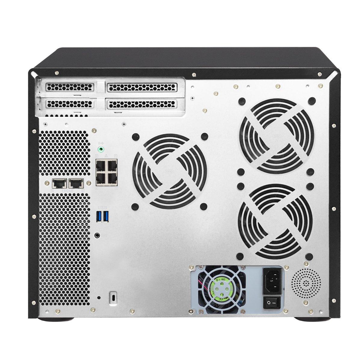 Qnap TS-1685-D1521-16G-US 16 Bay High-Capacity 10GbE iSCSI NAS by QNAP (Image #4)