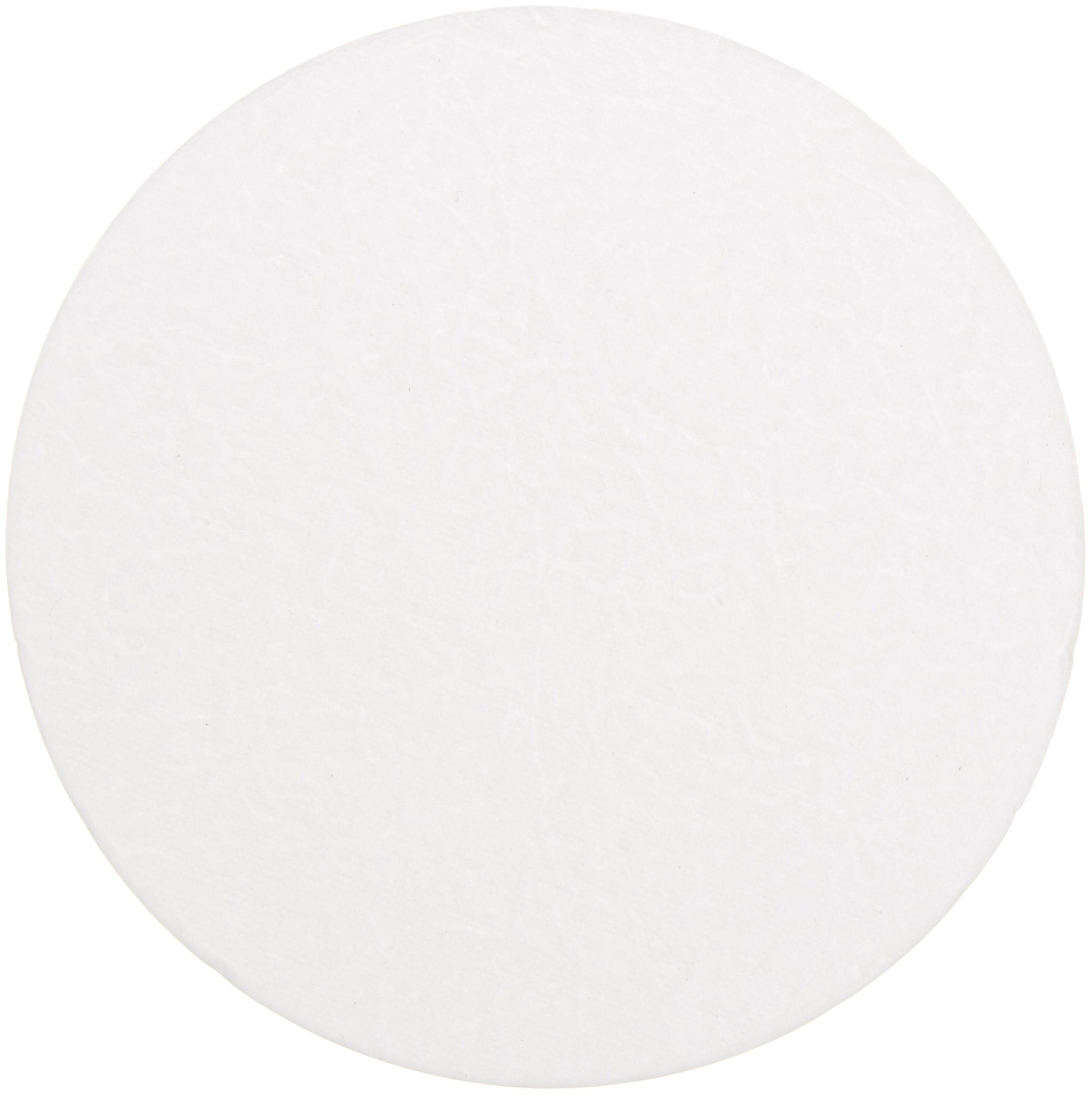 GE Whatman 1823-110 Borosilicate Glass Microfiber Filter, Binder Free, Grade GF/D, Circle, 2.7µm Pore Size, 110mm Diameter (Pack of 25)