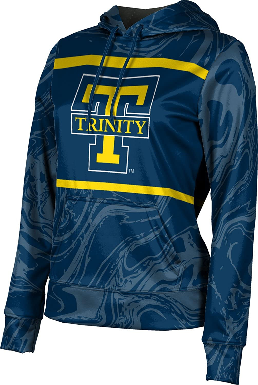 Prime ProSphere Trinity College Girls Zipper Hoodie School Spirit Sweatshirt